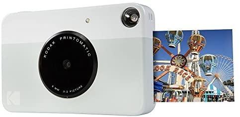 Câmera Digital Instantânea Rodomatic Kodak Cinza