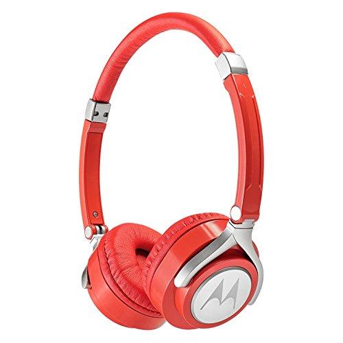 Fone de Ouvido Pulse 2 com Microfone, Motorola, Sh006, Vermelho, Único