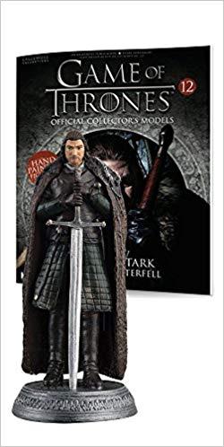 Ned Stark - Coleção Game of Thrones