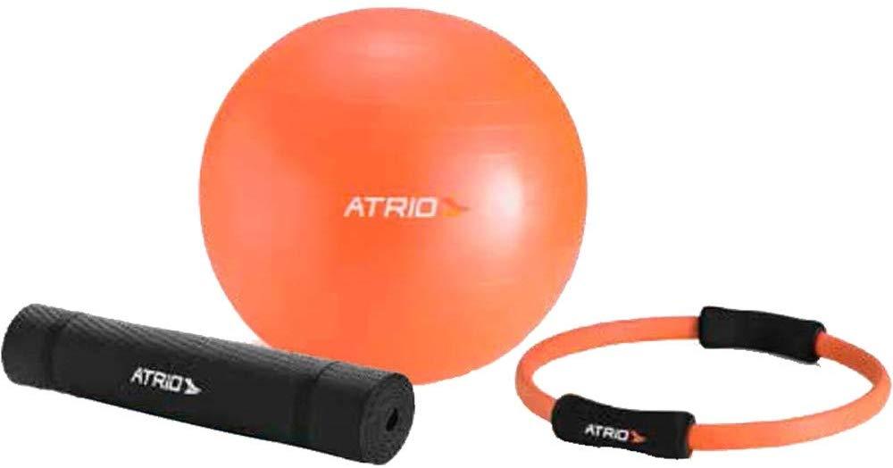 Kit Pilates Atrio Bola + Anel + Tapete - ES126 Multilaser Normal