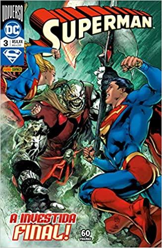 Superman Renascimento - Volume 3