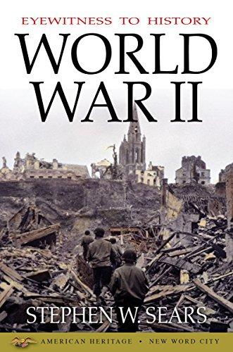 eBook Eyewitness to History: World War II (English Edition)