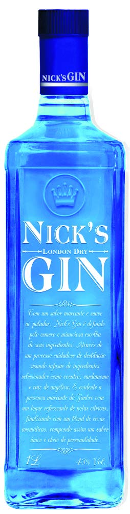 Nick's Gin London Dry