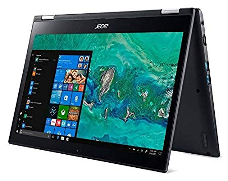 "Notebook 2 Em 1 Acer Spin 3, Sp314, 51, C5Np, Intel Core I5 8250U, 8Gb Ram, Hd 1Tb, Tela 14"" Led, Windows 10"