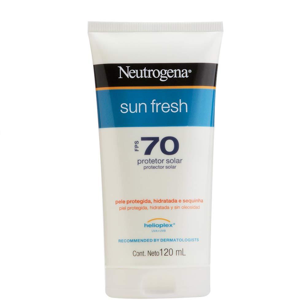 Protetor Solar Todo Dia FPS 60, Neutrogena, Branco, 120ml