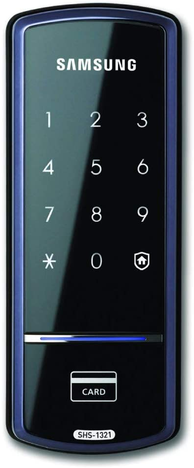 Fechadura Digital SHS-1321 Samsung Smart Home