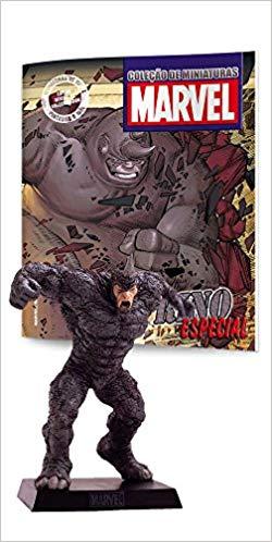 Rino - Coleção Marvel Figurines