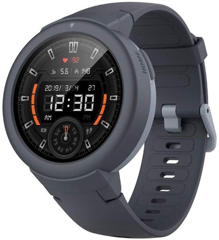 Smartwatch Xiaomi Amazfit Verge Lite - Cinza