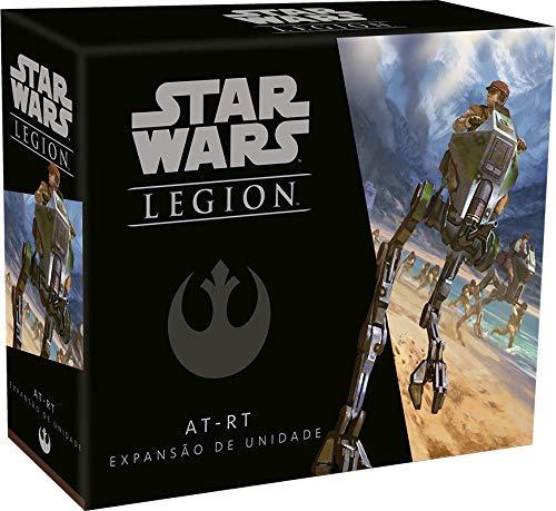 Jogo de Tabuleiro Star Wars Legion Wave 0 - At-rt - Expansão De Unidade - Galápagos Jogos