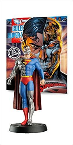 DC Figurines. Superciborgue (Português) Capa comum – 15 agosto 2015