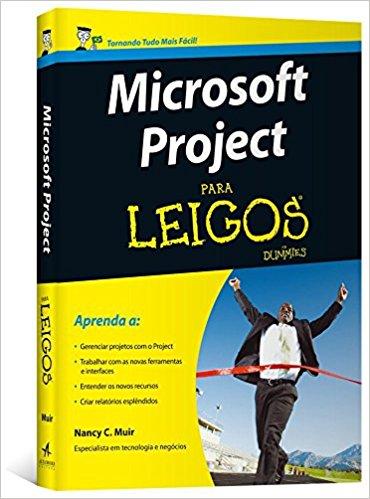 Microsoft Project Para Leigos (Português) Capa Comum