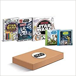 Kit Ler e Brincar Star Wars