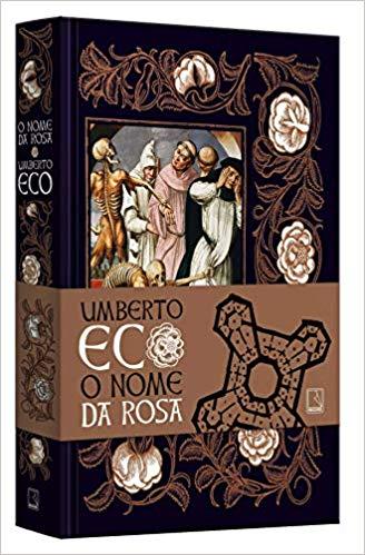O Nome da Rosa - Exclusivo Amazon