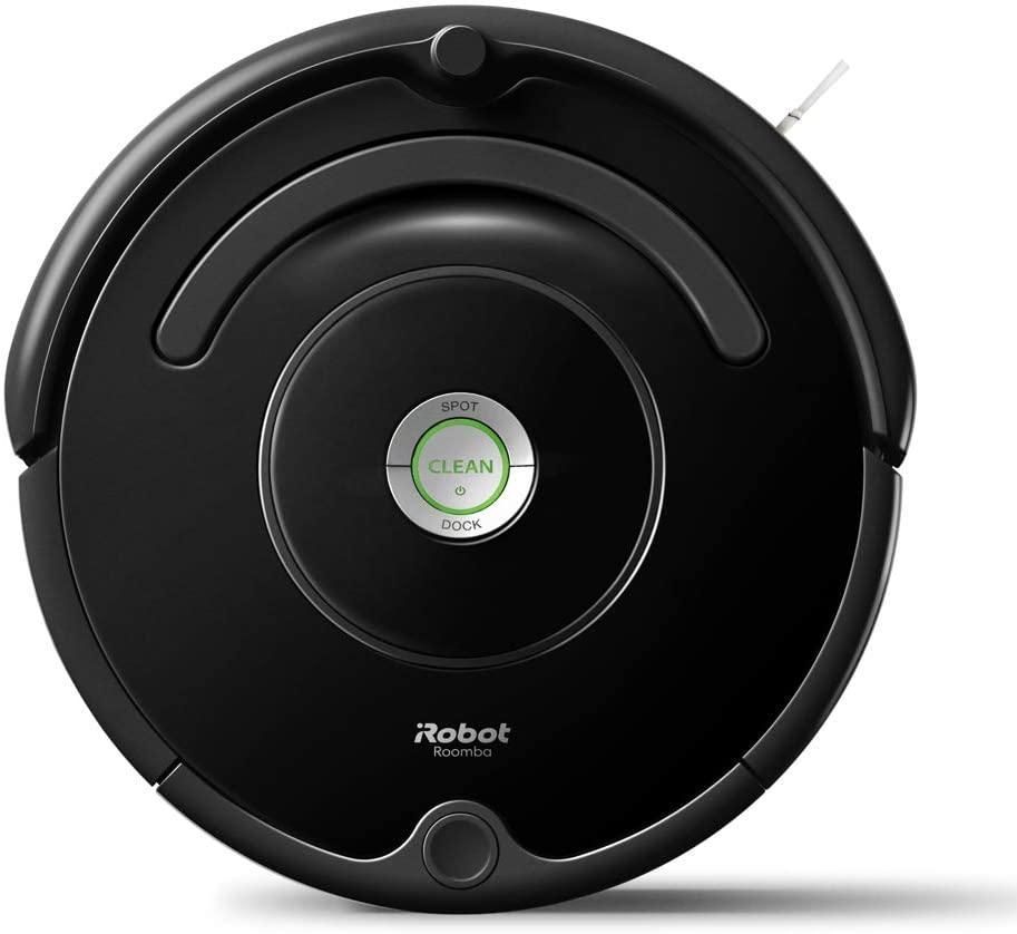 Roomba® 675 - Robô Aspirador de Pó Inteligente Bivolt iRobot