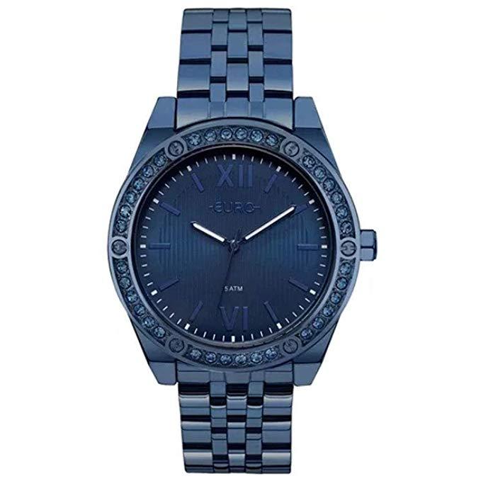 Relógio Euro Feminino Analógico EU2035YNA/4A - Azul