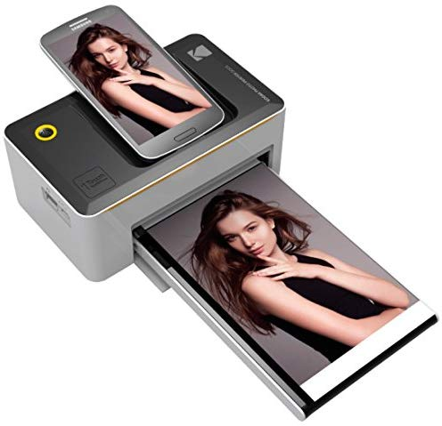 Impressora Fotográfica Colorida Kodak Dock Printer PD-450 USB, Kodak, Geral