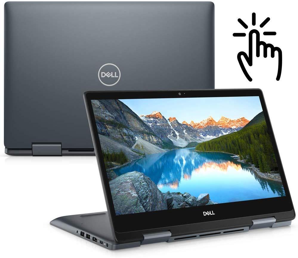 "Notebook 2 em 1 Dell Inspiron 5482-M20 8ª Geração Intel Core i7 8GB 256GB SSD NVIDIA MX130 Full HD 14"" Touch Windows 10 + Caneta Ativa"