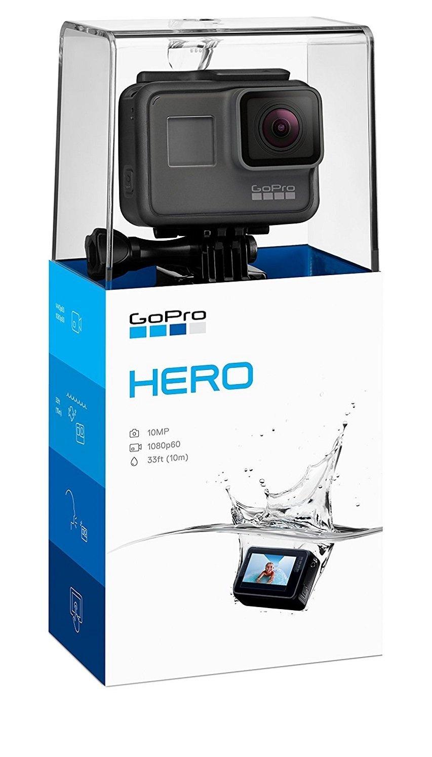 Câmera Digital GoPro Hero 2018 1080p CHDHB-501-RW