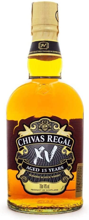 Whisky Chivas Regal XV 750 ml