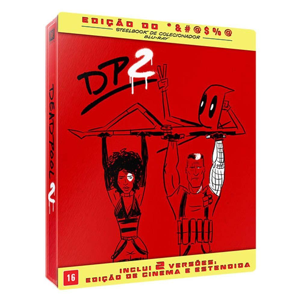 Blu-Ray Deadpool 2 - Steelbook
