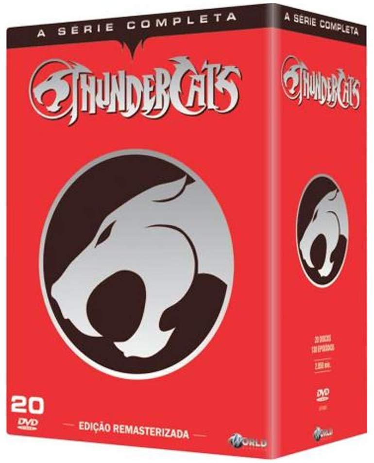 Box Thundercats - A Série Completa