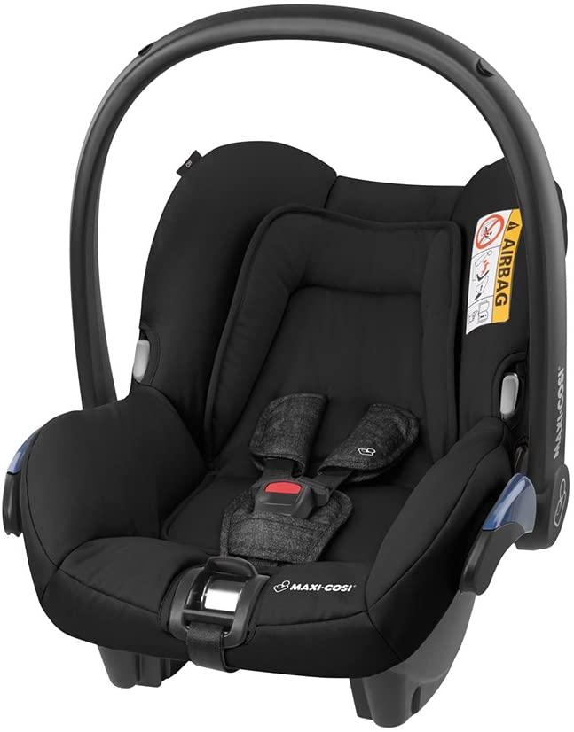 Bebê Conforto Citi com Base Maxi-Cosi Nomad Sand