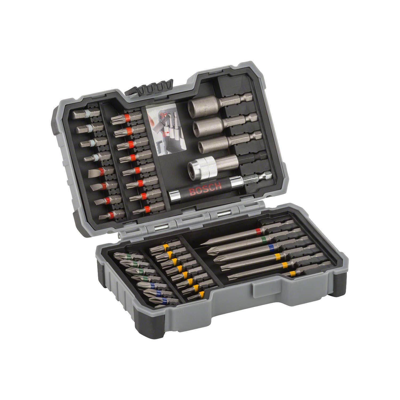 Set de Bits Pontas e Soquetes Bosch 43 Peças 2607017164