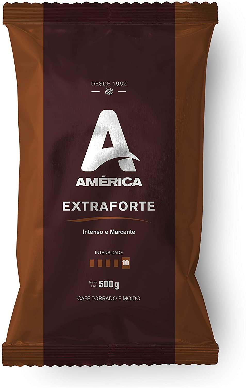 Café Torrado e Moído América Extraforte