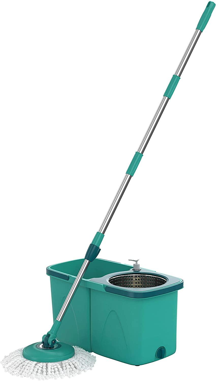 Mop Giratório Pró MOP7824 9 litros Verde Flash Limp
