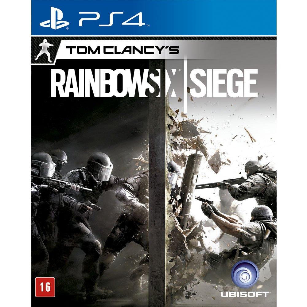 Tom Clancy's: Rainbow Six Siege - Playstation 4