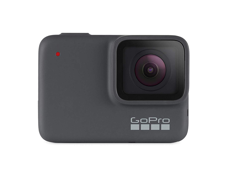 Câmera Hero 7 Silver à Prova D'água 10MP 4K Wifi, GoPro, Prata