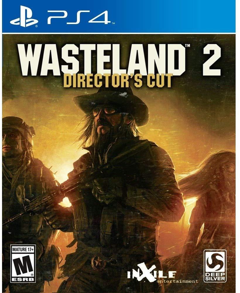 Jogo Wasteland 2: Director's Cut - PS4
