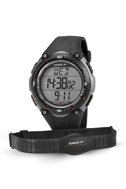 Relógio Monitor Cardíaco Speedo Jest 80565g0epnp