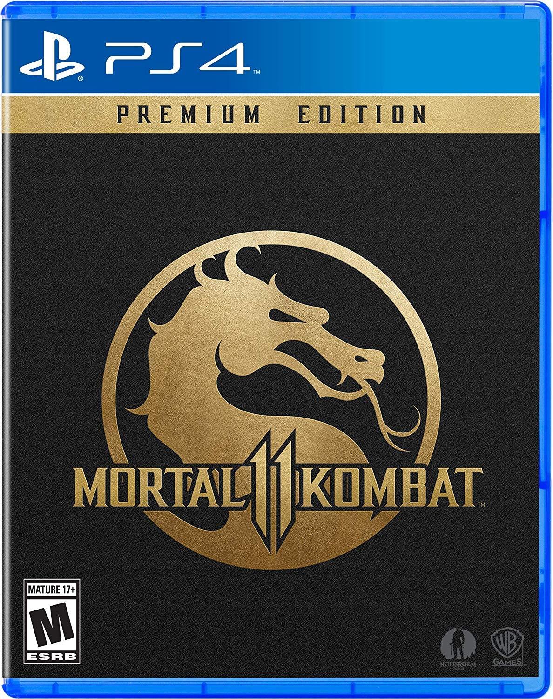 Mortal Kombat 11 - Ed. Steelbook - PlayStation 4
