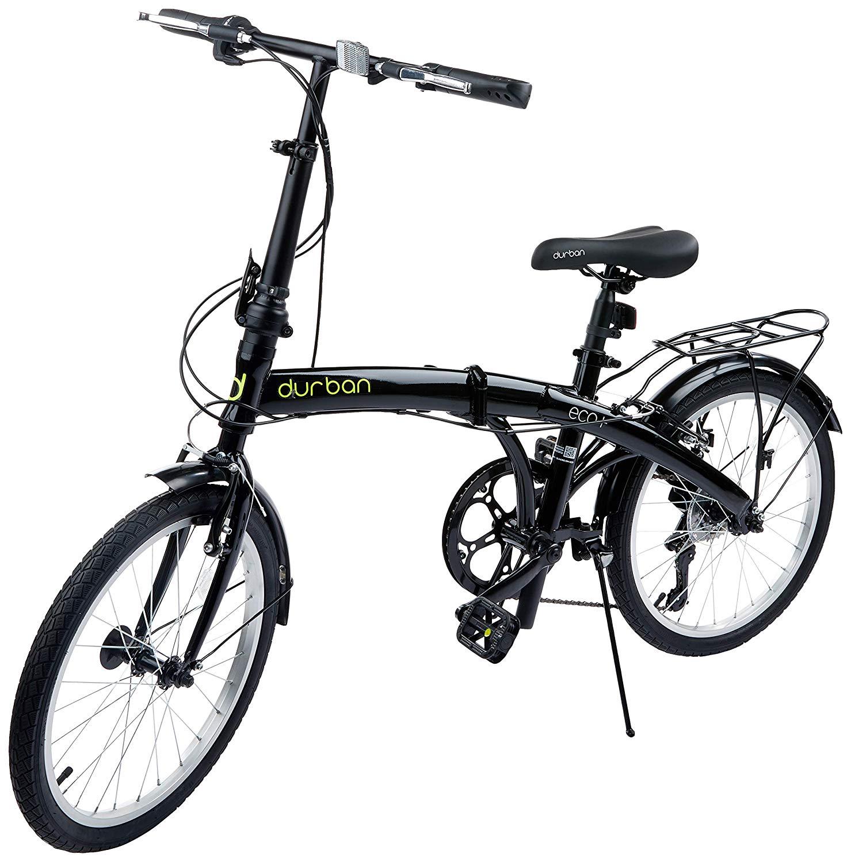 Bicicleta Eco+ Dobrável Aro 20 6 velocidades Durban