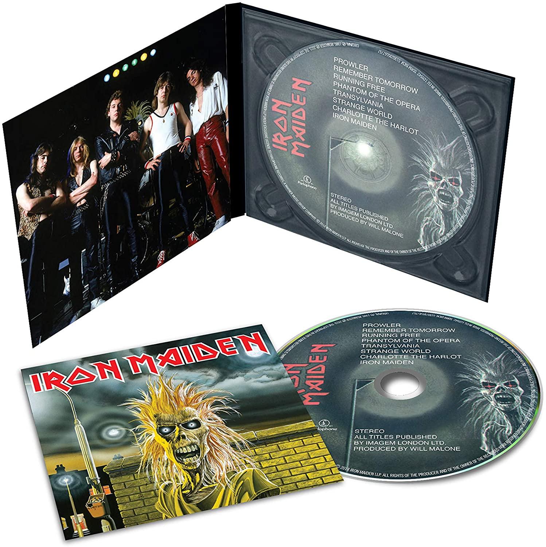 CD Iron Maiden - Iron Maiden (Remastered)