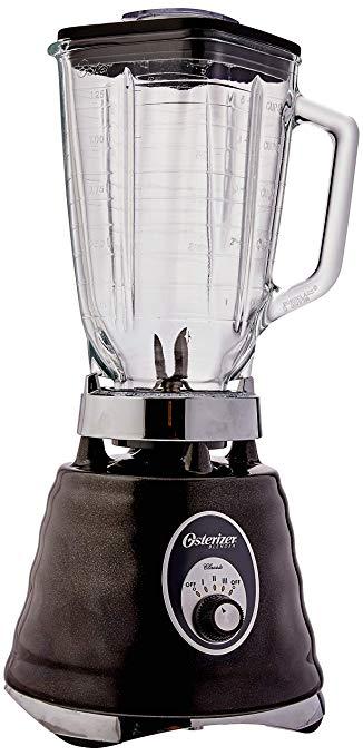 Liquidificador Osterizer Clássico 127v Oster Preto 110v