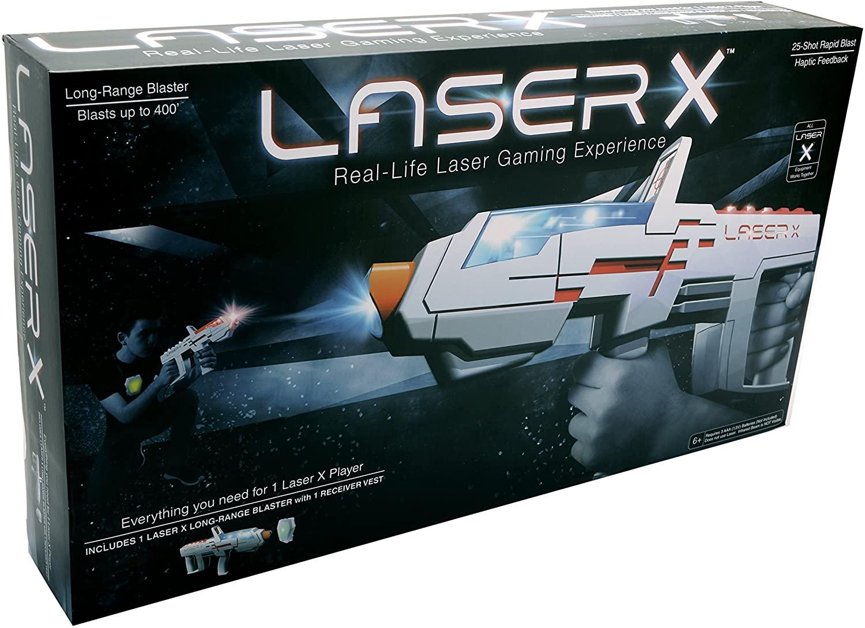 Lançador Laser X de Longo Alcance Sunny