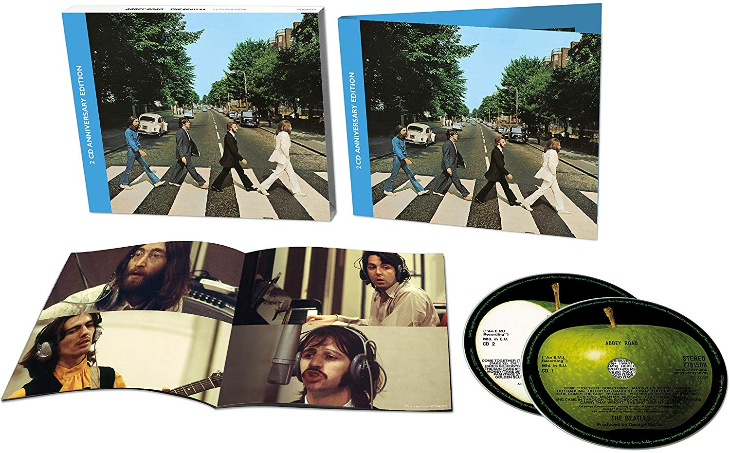 Abbey Road Anniversary (2CD) [CD]
