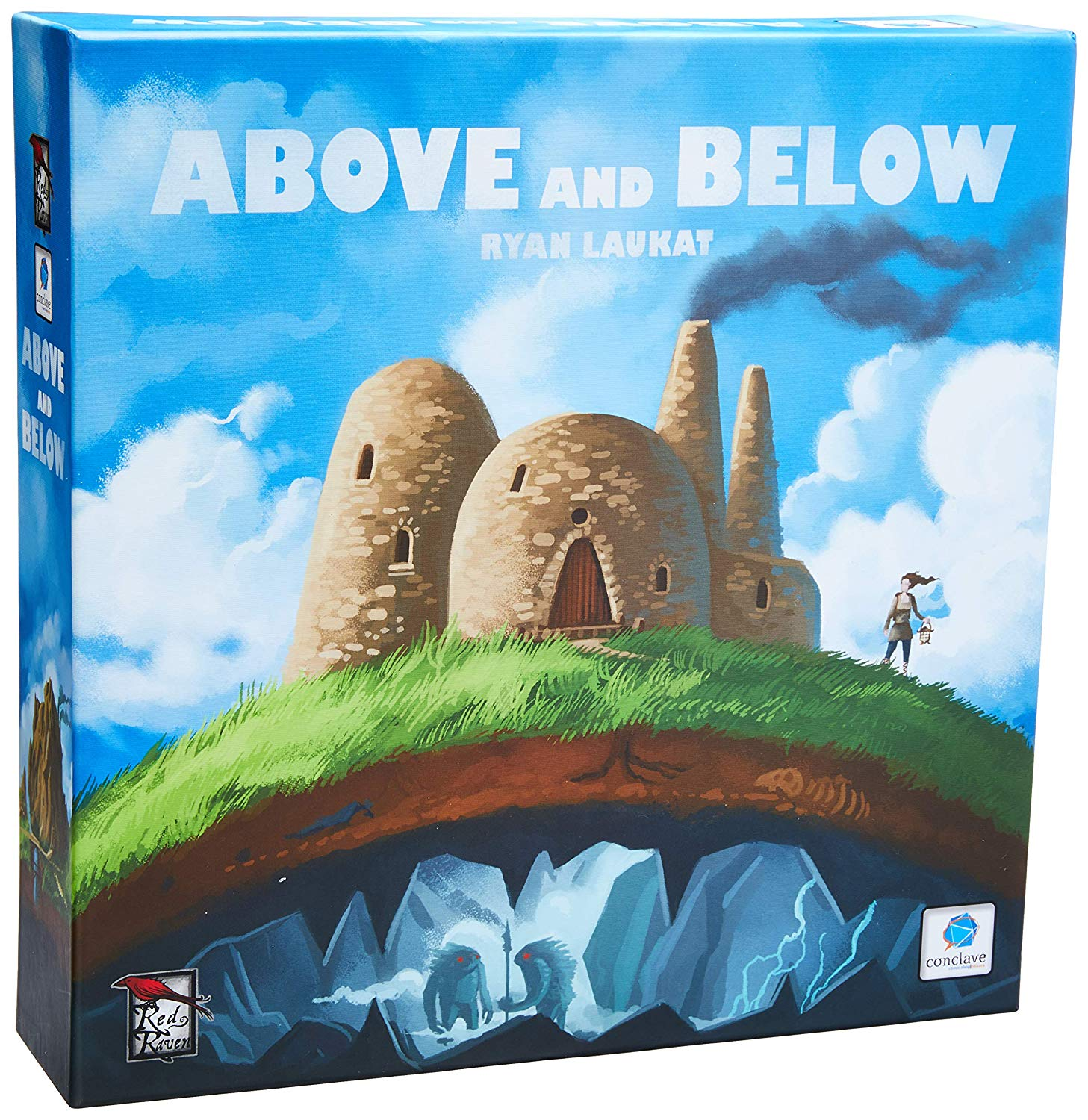 Above and Below - Conclave