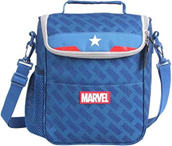 Cooler, DMW Bags, Marvel Universe Capitão América, 11472