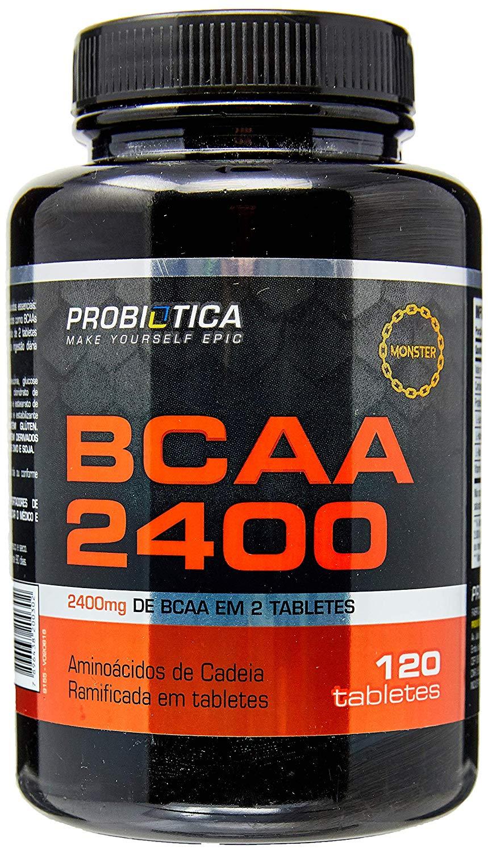 BCAA 2400-120 Tabletes - Probiótica, Probiótica