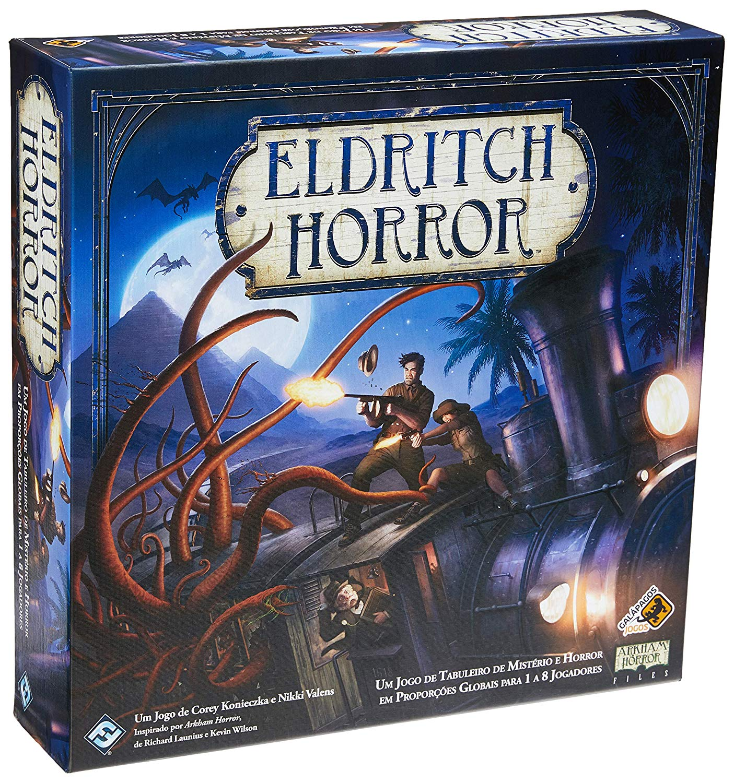 Eldritch Horror - Galápagos Jogos