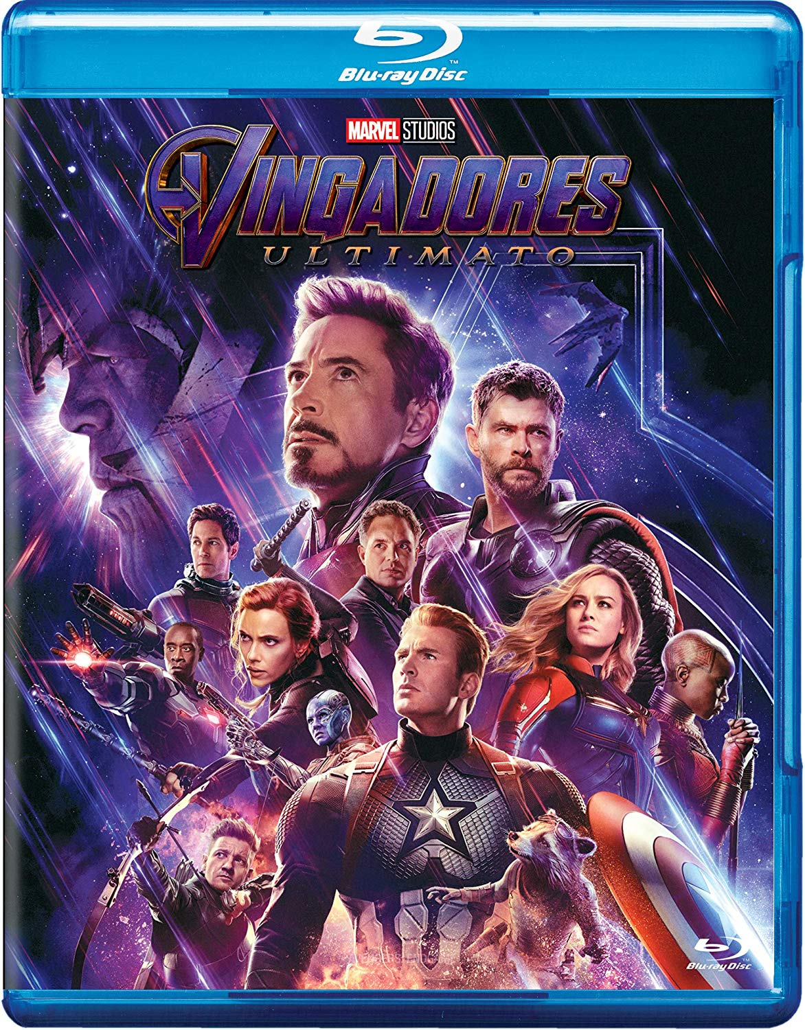 Vingadores: Ultimato Blu-ray