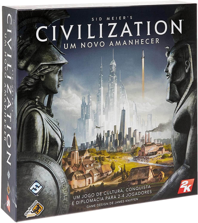 Jogo Sid Meier's Civilization: A New Dawn