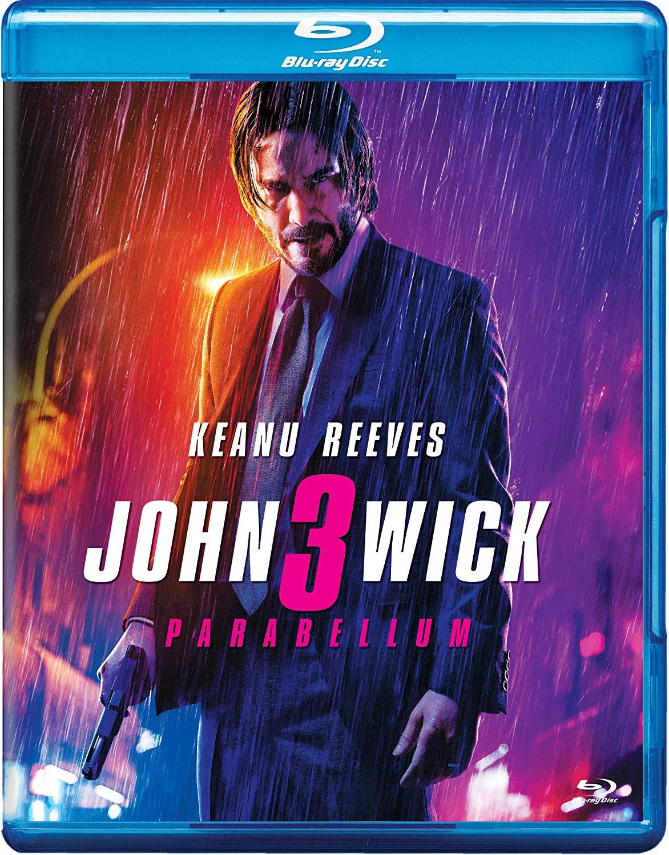 Blu-ray John Wick 3 Parabellum