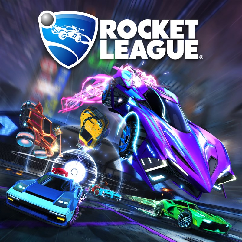 Game Rocket League® - Xbox One