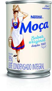 Leite Condensado Moça Lata - 395g