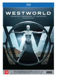 Westworld - Primeira Temporada: O Labirinto - Blu-Ray