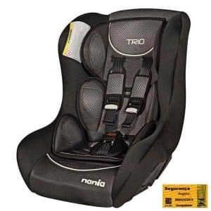 Cadeira para Automóvel Nania Trio SP Comfort - de 0 a 25 Kg - Graphic/Black